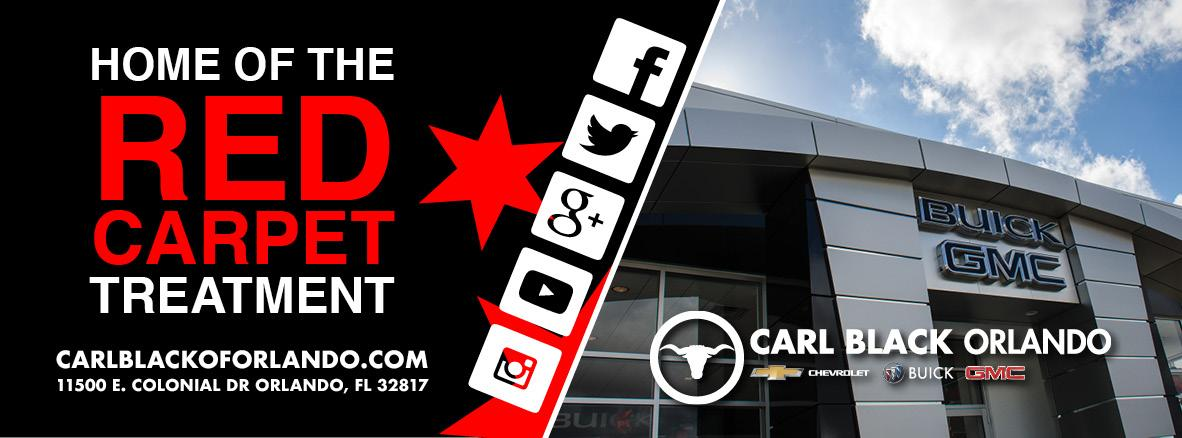 Carl Black Chevrolet Buick GMC Of Orlando Car Dealership Orlando - Buick dealer orlando