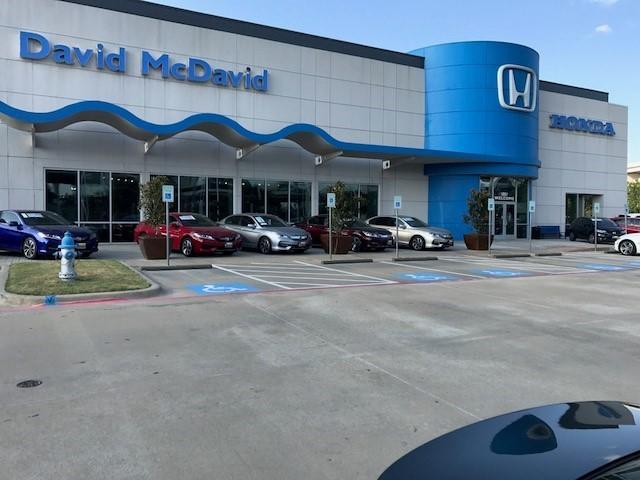David Mcdavid Honda Of Frisco Car Dealership Texas Edmunds