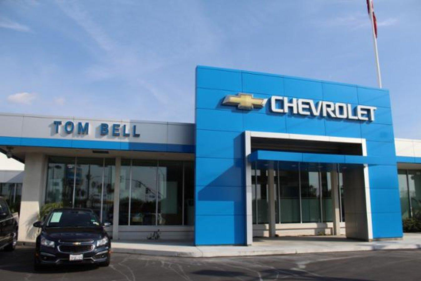 Tom Bell Chevrolet Car Dealership Redlands California Edmunds
